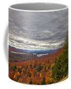 Autumn On Top Of Mccauley Mountain Coffee Mug