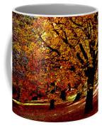 Autumn On Wombat Hill II Coffee Mug