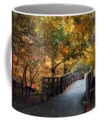 Autumn Overpass Coffee Mug