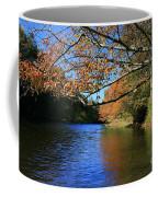Autumn Paddle On The Quinnebaug  Coffee Mug