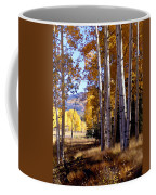 Autumn Paint Chama New Mexico Coffee Mug