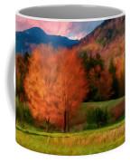 Autumn Pasture Coffee Mug