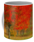 Autumn Popping Coffee Mug