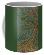 Autumn Rain Tree Coffee Mug