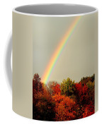 Autumn Rainbow Coffee Mug