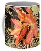 Autumn Red Coffee Mug