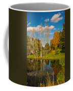Autumn Reflecting Coffee Mug