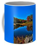 Autumn Reflections In The Adirondacks Coffee Mug
