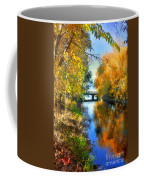 Autumn Reflections On A Friday Afternoon Coffee Mug
