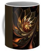 Autumn Reverie Abstract Coffee Mug