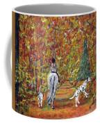 Autumn Ride Coffee Mug