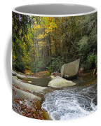 Autumn River Fall Coffee Mug