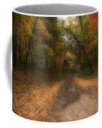 Autumn Road Coffee Mug