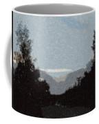 Autumn Roads Coffee Mug