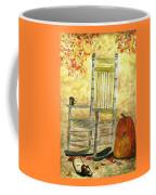 Autumn Rocks Coffee Mug