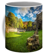 Autumn Ruins Coffee Mug
