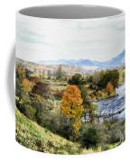 Autumn Rural Scene Coffee Mug