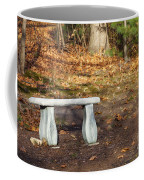 Autumn Seat Coffee Mug