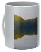 Autumn Shell Rock Panel 3 Coffee Mug