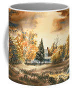 Autumn Sky No W103 Coffee Mug by Kip DeVore