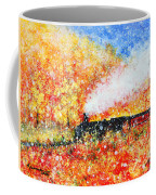 Autumn Snow Coffee Mug