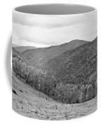 Autumn Song Monochrome Coffee Mug