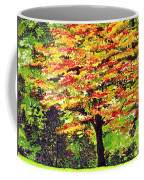 Autumn Splendor Coffee Mug by Patricia Griffin Brett