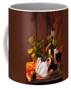 Autumn Still Life Coffee Mug by Amanda Elwell