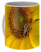 Autumn Sunflower Coffee Mug