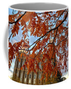 Autumn Temple Coffee Mug