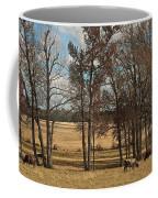 Autumn Texas Pasture Coffee Mug