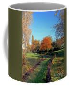Autumn Tracks Coffee Mug
