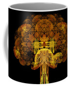 Autumn Tree Coffee Mug by Sandy Keeton