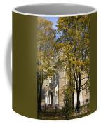 Autumn Trees In A Park Riga Latvia Coffee Mug