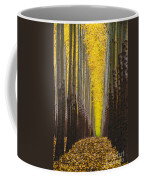 Autumn Trees Coffee Mug