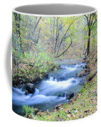 Autumn Tributary Coffee Mug