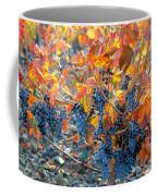 Autumn Vineyard Sunlight Coffee Mug