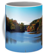 Autumn Waterway Coffee Mug