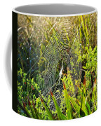 Autumn Web Coffee Mug
