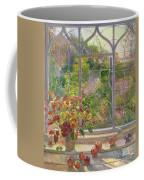 Autumn Windows Coffee Mug