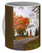 Autumn Worship Coffee Mug