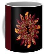 Autumn Wreath Coffee Mug