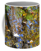 Autumnal Abstracious Coffee Mug