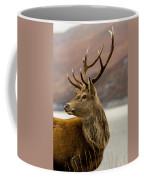 Autumnal Stag Coffee Mug