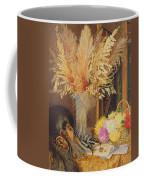 Autumnal Still Life Coffee Mug by Marian Emma Chase