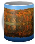 Autumns Colorful Reflection Coffee Mug