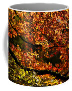 Autumn's Glory Coffee Mug by Anne Gilbert