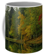 Autumns Reflection Coffee Mug