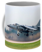Av-8b Harrier Coffee Mug