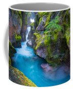 Avalanche Creek Gorge Coffee Mug